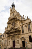 The Saint Etienne church in Paris — Foto de Stock
