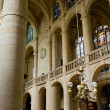 Interior of Saint Etienne church — Stock fotografie