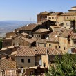 Stock Photo: Houses of Volterra