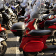 Mopeds — Stock Photo