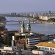 View of the river Danube — Stock fotografie