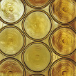 Pattern glass — Stock Photo