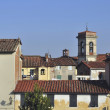 Stock Photo: Houses of Lucca
