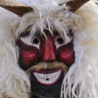Stock Photo: Buso mask in Mohacs