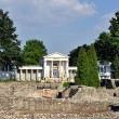 Aquincum museum in Budapest — Stock Photo #9874164