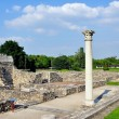Romruins in Aquincum — Stock Photo #9874340