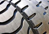 産業機械用タイヤ — ストック写真