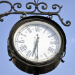 Street clock — Stock Photo #9893550