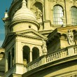 Basilica St Stephen in Budapest — Stock Photo