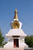Buddha stupa — Stock Photo