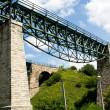 Railway viaduct — Stock Photo #9978306