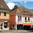 Stock Photo: Houses of Szentendre