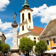 Stock Photo: Szentendre main square