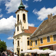 The Main Square in Szentendre — Stock fotografie
