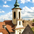 Roofs of Szentendre — Stock Photo #9995253