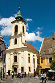 Orthodox church in Szentendre — Stock Photo