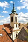 The roofs of Szentendre — Stock Photo