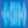 Abstract light winter background — Stock Vector
