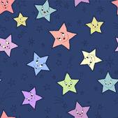 Wzór z gwiazd — Wektor stockowy