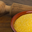 Maize flour — Stock Photo