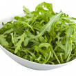 Fresh Arugula Green — Stock Photo