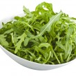Fresh Arugula Green — Stock Photo