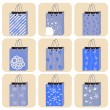 Royalty-Free Stock Vector Image: Shopping bag