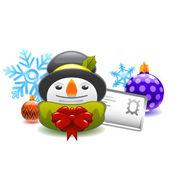 Christmas design — Cтоковый вектор