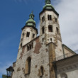 Romanesque church, Cracow Poland — Lizenzfreies Foto