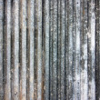 Grunge dirty metal wall texture — Stock Photo