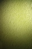 Green wall paper texture — Stock Photo