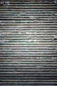 Grunge shutters wood texture with peeling paint — Stock Photo