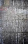 Mouiller la texture motif carreaux réfléchissant — Photo