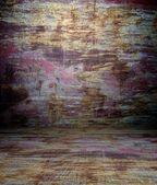 Grafika 3d i tekstura, puste wnętrze — Zdjęcie stockowe