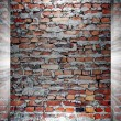 Stock Photo: Bricks texture 3d presentation