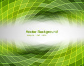 Abstract bright green colorful fantastic mosaic — Vetorial Stock