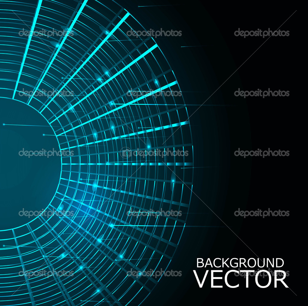 design of vector circuit board circle colorful stock vector  u00a9 bharat28 10206517