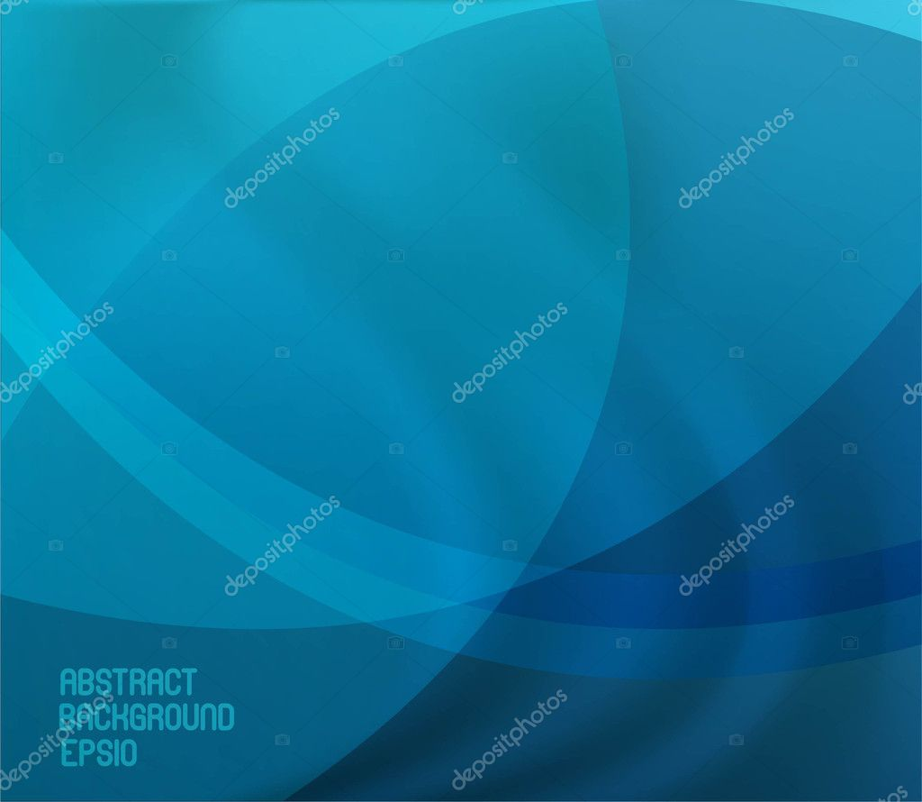Abstract colorful smooth wave vector background Eps 10 — Stock Vector #9678496