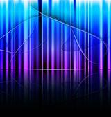 新しいベクトルの光沢のある背景 — ストックベクタ