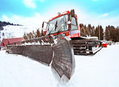 Snowcat — Stock Photo