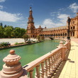 Plaza de Espana — Stock Photo