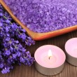Lavender spa — Stock Photo #10423384
