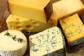 Piatto di formaggi — Foto Stock