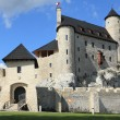 Stock Photo: Poland - Bobolice castle