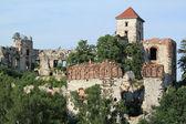 Tenczyn castle — Stock Photo