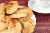 Crescent rolls — Stock Photo