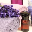 Lavender spa — Stock Photo #8283497