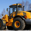 Stock Photo: Heavy dozer