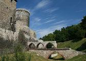 Castle in Poland — Stock Photo