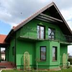 Green house — Stock Photo #8613260